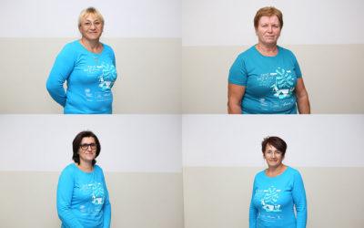 [Zaželi portreti] Anica Blažanović, Anica Hamzić, Ljubica Bjelobrk, Veronika Bošnjaković