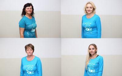 [Zaželi portreti] Zorica Botić, Anita Bulut, Vesna Fehir, Ružica Franjić