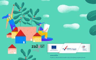"""Informacije o projektu: """"Zaželi bolji život u općini Drenje"""""""