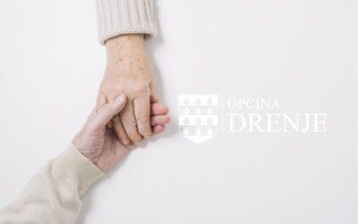 Obavijest o podjeli prigodnih poklona umirovljenicima
