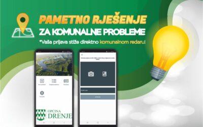 Aplikacija za rješavanje komunalnih problema