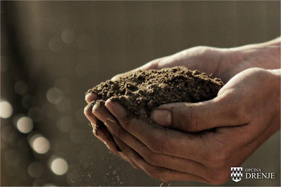 Općina Drenje ispitivanje kvalitete tla