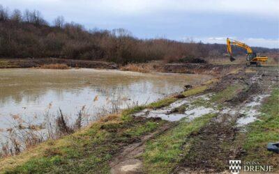 Drenjsko jezero Kosinac postaje prava ribička destinacija