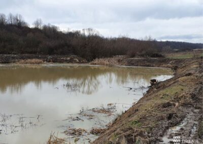 Jezero Kosinac Općina Drenje