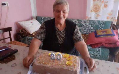 [Zaželi2] Proslave rođendana s korisnicima